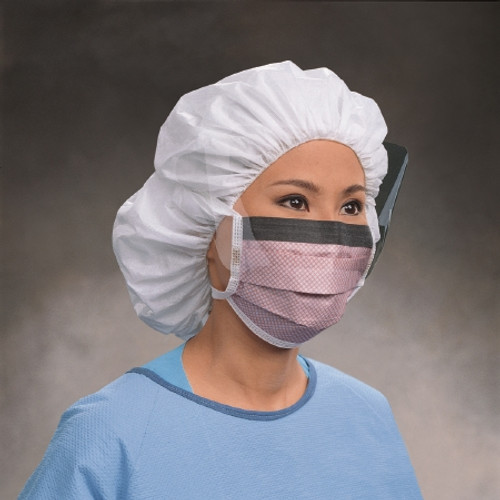 Halyard The Protector Surgical Mask with Face Shield