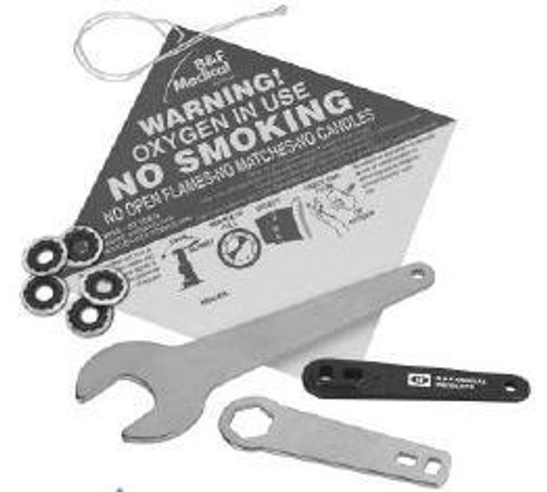 Allied Healthcare Cylinder Wrench 1