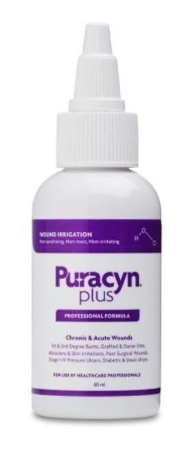 Wound Irrigation Solution Puracyn Plus Twist Cap Bottle