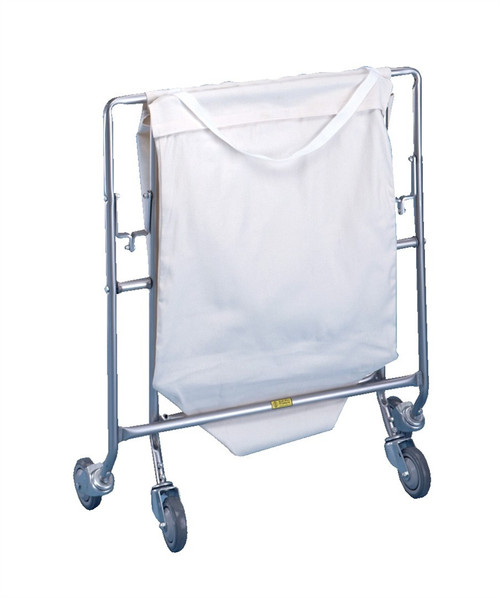 "Collapsible Hamper w Canvas Bag (31"" x 191/2"")"