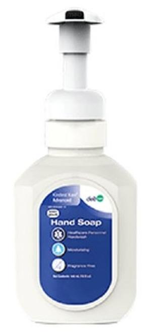 Kindest Kare Advanced Foaming Antimicrobial Soap 15 oz. Pump Bottle Unscented