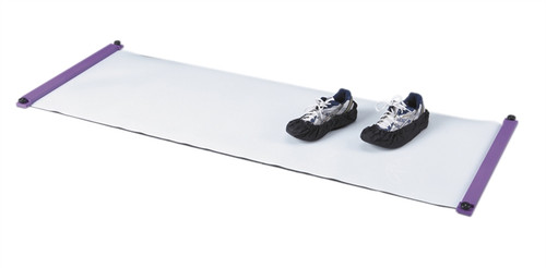"360 Slide Board with 2 Booties, 6' L X 22"" W"