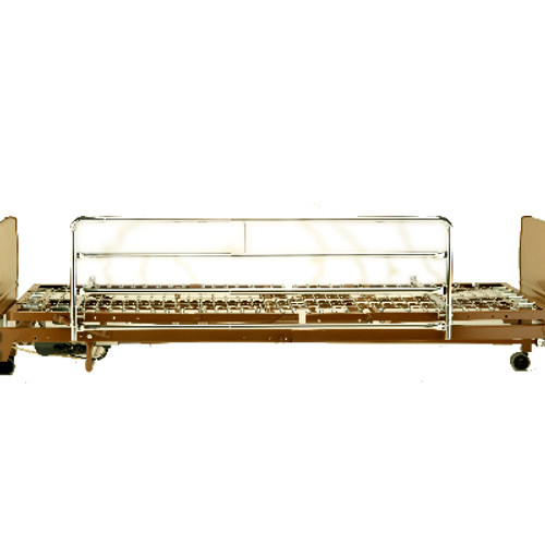 Reduced Gap Full-Length Bed Rail