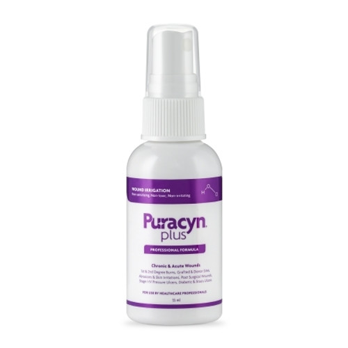 Wound Irrigation Solution Puracyn Plus Pump Bottle