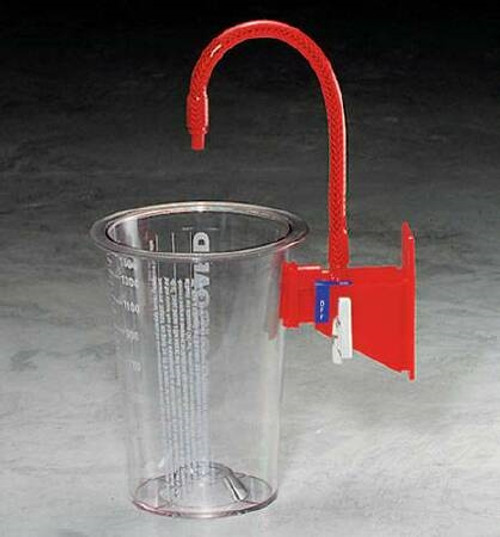 Cardinal CRD Suction Canister