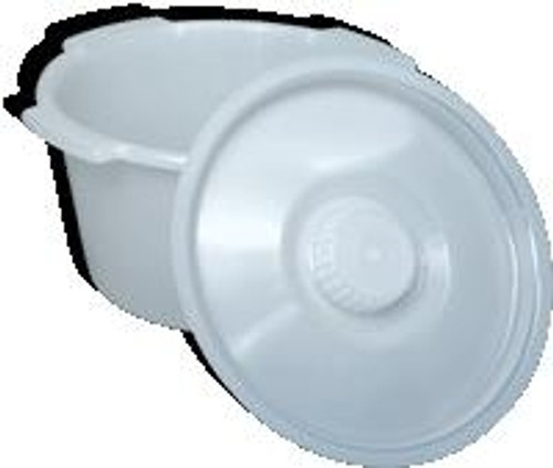 Universal Replacement Pail with Lid