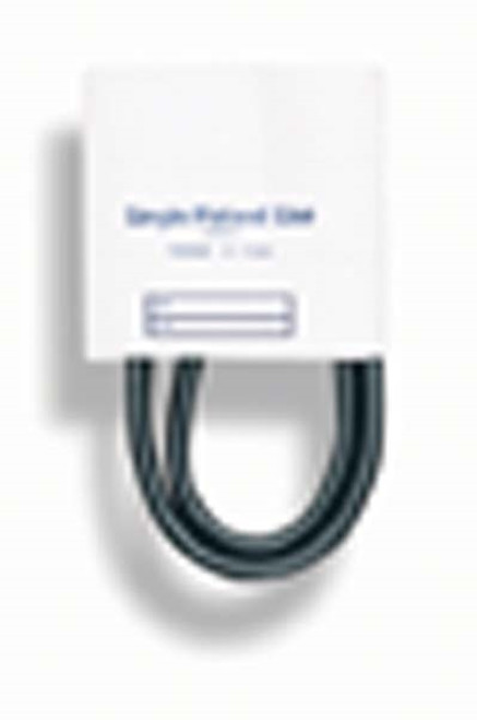 Single-Patient Use Blood Pressure Cuffs, Two-Tube