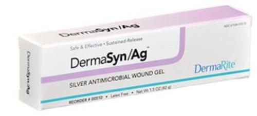 Antimicrobial Silver Hydrogel DermaSyn/Ag