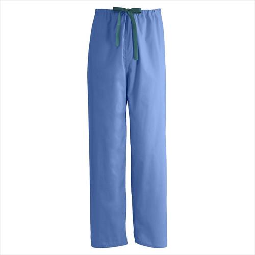 Premier Cloth Reversible Scrub Pants - Ciel Blue