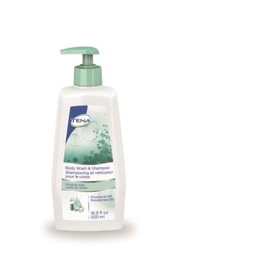 SCA Personal Care Tena Shampoo and Body Wash 3