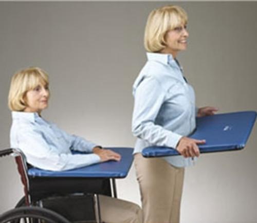 SofTop Lift-Away Wheelchair Tray