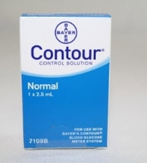 Ascensia Diabetes Care Sol Cntrl Contour Norm2.5