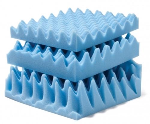 """Lumex Convoluted Foam Mattress Pads 4"""""""