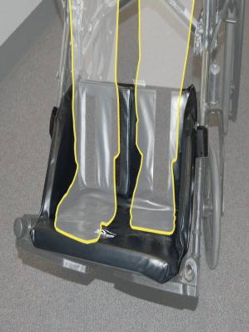 Contracture Accommodation Kit for Foot Cradle (703416)