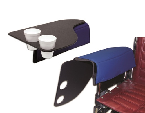 Skil-Care Flip Tray with Cup Holder