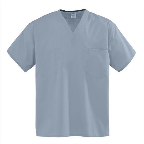 Premier Cloth Set-In Sleeve Scrub Top - Misty Green