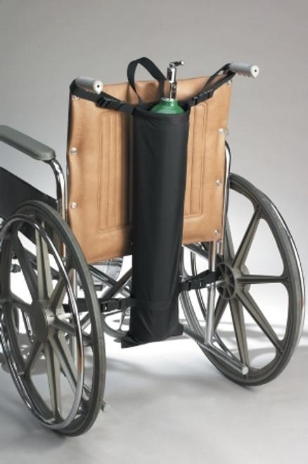 Skil-Care Oxygen Tank Holder for Wheelchair