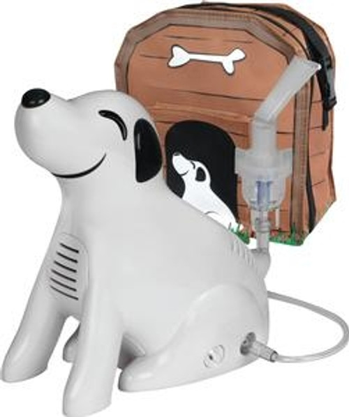 Digger Dog Pedatric Nebulizer Kit