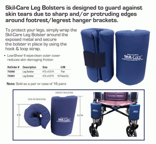 Skil-Care Leg Bolsters 703060