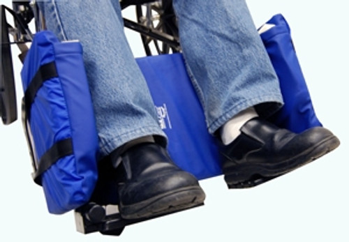 Wheelchair Legrest with Padded Sides