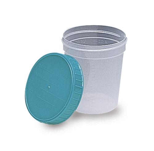 Specimen Container with Lid 4.5oz
