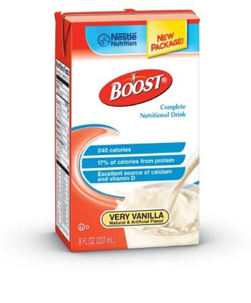 240 Cal. Oral Supplement, BOOST PLUS - 8 oz.