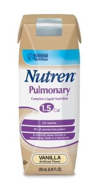 Pulmonary Vanilla, Nutren - 250 mL