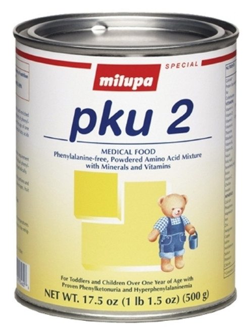 Nutricia North America Milupa PKU 2 Infant Formula
