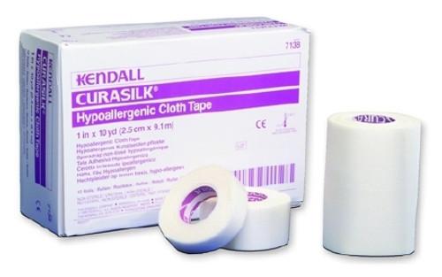 Medical Tape Kendall Hypoallergenic Silk-Like NonSterile