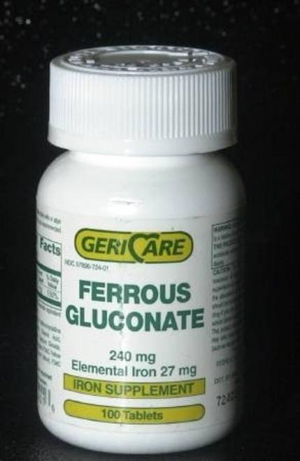 Ferrous Gluconate Tablets