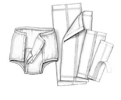 Covidien Simplicity Protective Underwear