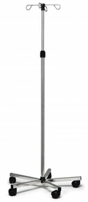 Stainless Steel Deluxe IV Stand