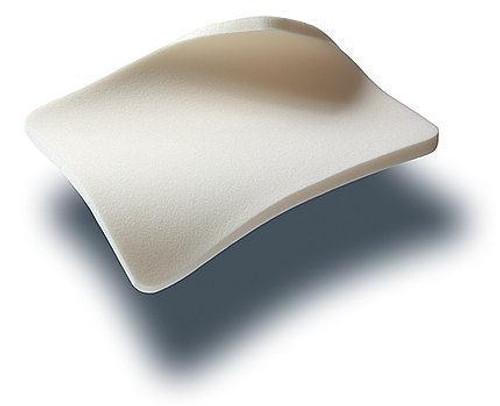 Silicone Foam Dressing Cutimed Siltec B Square Silicone Adhesive with Border Sterile