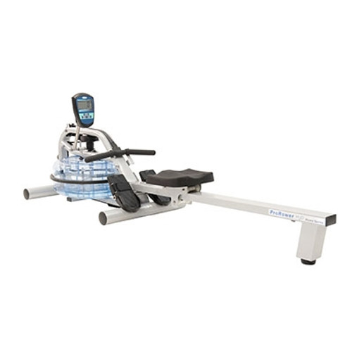 h2o fitness prorower rx750 home rowing machine