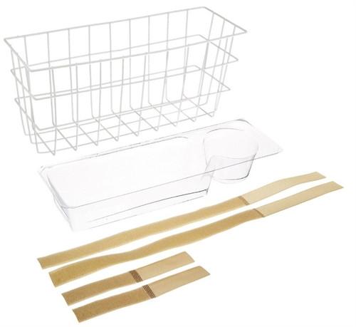 Patterson Medical Supply Basket F/Walker