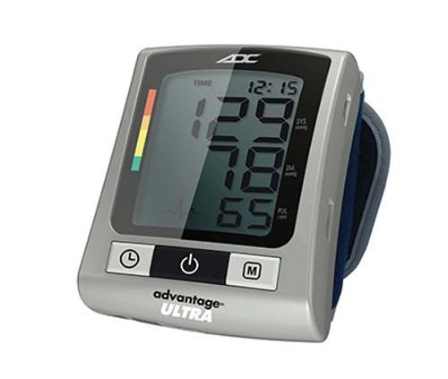wrist digital blood pressure monitor ultra