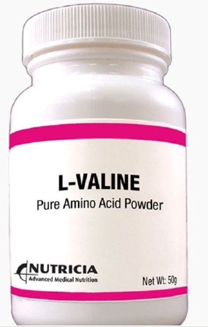 Amino Acid Oral Supplement LVALINE Bottle