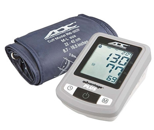 automatic digital blood pressure monitor adult