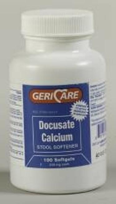 Docusate Calcium Softgels