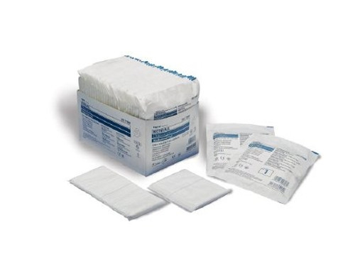 Abdominal Pad Dermacea NonWoven Fluff Rectangle Sterile