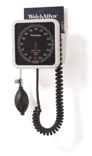 Welch Allyn Tycos Sphygmomanometer Wall Aneroid