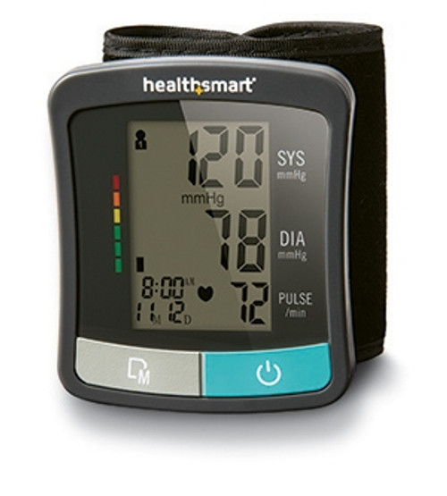 Universal Automatic Wrist Digital Blood Pressure Monitor