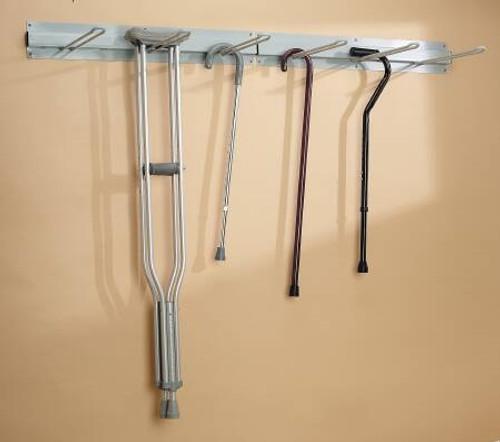 Patterson Medical Supply Walker Rack