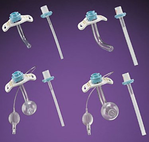 Tracheostomy Tube Shiley XLT Distal Extension Uncuffed