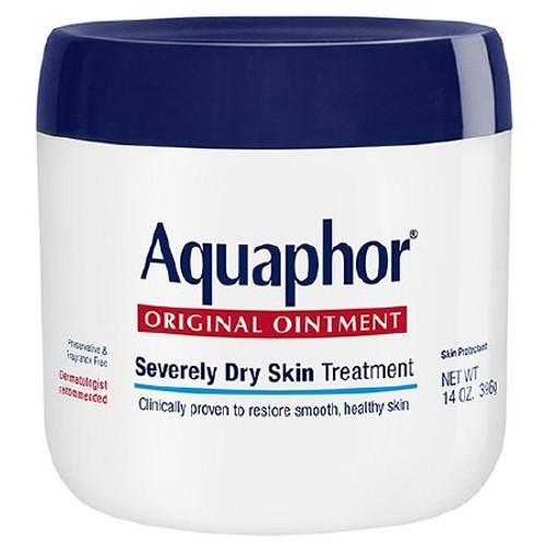 Moisturizer Aquaphor Jar Unscented Ointment