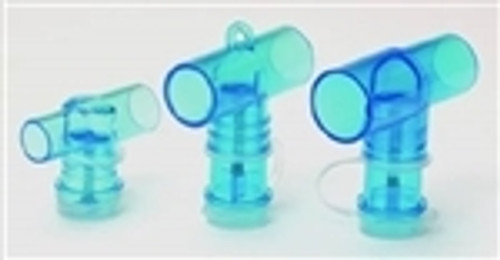 Valved T Adapter