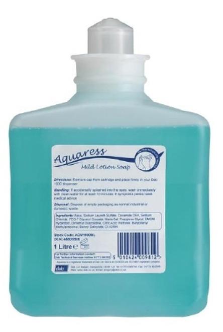 Deb Aquaress Shampoo and Body Wash