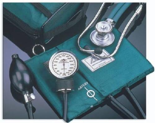 ADC Pro's Combo II Aneroid Sphygmomanometer / Stethoscope Combo