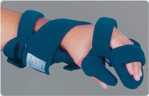 Wrist / Hand / Finger Orthosis HANZ WHFO Ams Fabric Right Hand Large