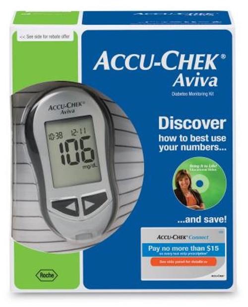 Blood Glucose Meter Accu-Chek